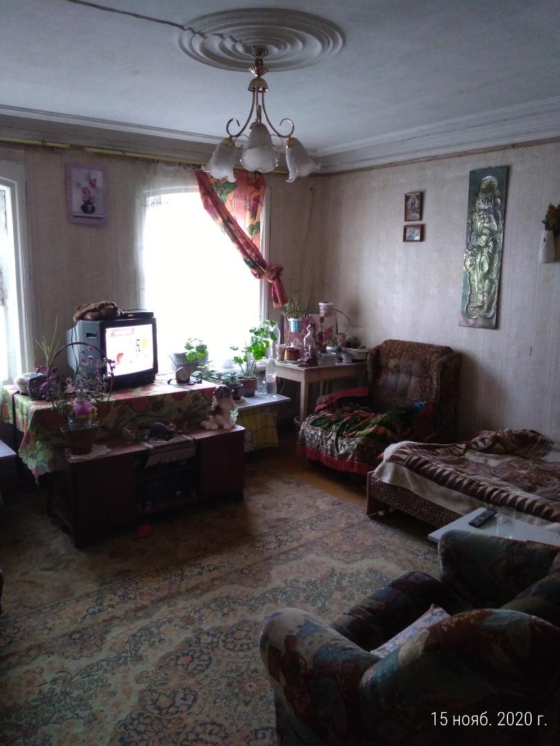 Продам 2-комнатную квартиру в городе Саратов, на улице Мясницкая,  37, 1-этаж 2-этажного кирпичный дома, площадь: 35/25/8 м2