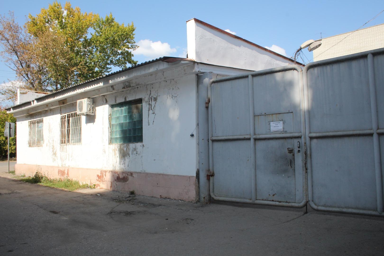 Саратов, ул.линия Новая 9-я, 1-этаж 1-этажного здания